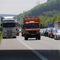 25-05-2016_A96_Aichstetten_Aitrach_Unfall_Lkw_Pkw_Polizei_Poeppel_0010