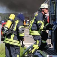 08-08-2016_Ravensburg_Aichstetten_Brand_Buero-Lager_Feuerwehr Poeppel_0005