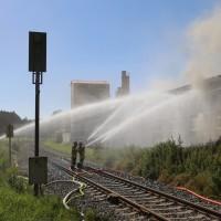 08-08-2016_Ravensburg_Aichstetten_Brand_Buero-Lager_Feuerwehr Poeppel_0046