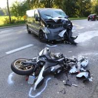 08-09-2016_B32_Rotheidlen_Gruenkraut_Unfall_Pkw_Lkw-Motorrad_Polizei_Poeppel_0004