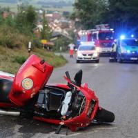 11-09-2016;Unterallgaeu_Woringen_Unfall_motorrad_Feuerwehr_Poeppel_0005