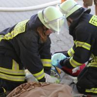 24-09-2016_Biberach_Kirchberg_Brandschutzwoche_Brand-Werkstatt_Feuerwehr_Uebung_Poeppel_0001