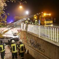 Biberach PKW Kreisverkehr Unterführung