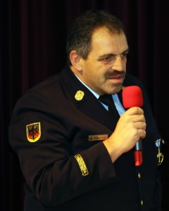 Wolfgang Bauer - Stadtbrandinspektor Stadt Memmingen, Feuerwehr Memmingen