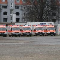 20161225_Augsburg_Fliegerbombe_Entschaerfung_Evakuierung_BRK_JUH_MHD_Polizei_Feuerwehr_THW_Tauber_Bruder_new-facts-eu_0005