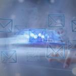 eMail Polizei Blaulicht