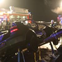 20170119_A96_Memmingen_Unfall_Baustelle_Feuerwehr_Poeppel_0029