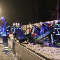 20170119_A96_Memmingen_Unfall_Baustelle_Feuerwehr_Poeppel_0033