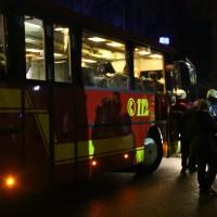 Ulm Wiblingen Kabelbrand im Hochhaus
