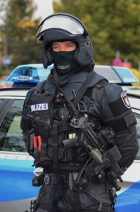 SEK Polizei