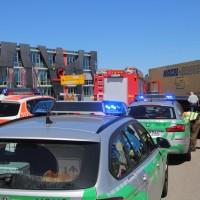 20170517_A7_Auffahrt_Groenenbach_Motorad_Lkw_Feuerwehr_Poeppel_0008