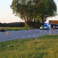 20170517_Ostallgaeu_Balteratsried_Motorrad_Unfall_Traktor_Polizei_Poeppel_0006