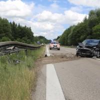 20170628_A96_Aitrach_Memmingen_unfall_Lkw-Pkw-2_Polizei_Poeppel_0003