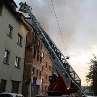 Ulm Brand Zeitblomstr.
