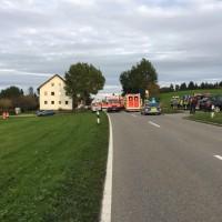 2017-09-29_Lindau_Westallgaeu_Scheidegg_Unfall_Lkw_Pkw_Feuerwehr_Raedler-0010