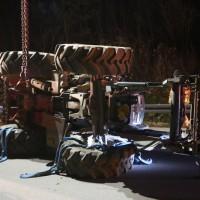 2017-11-20_A7_Dietmannsried_Leubas_Unfall_Traktor_Boeschungsarbeiten_Polizei_Kutter_Poeppel-0031