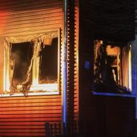 Jedesheim Küchenbrand
