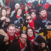 Aitrach Narrensprung 2018