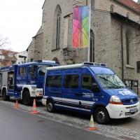 20180312 Einsatz THW in Sankt Jodoks Kirche Ravensburg 4