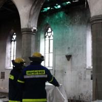 20180312 Einsatz THW in Sankt Jodoks Kirche Ravensburg 6