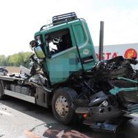 2018-04-24_A96_Aitrach_Memmingen_Lkw_Unfall_Stau_Feuerwehr_0007