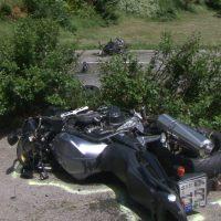 VU Motorrad B308.Standbild766