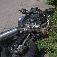 VU Motorrad B308.Standbild770