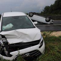 2018-07-06_A7_Dettingen_Berkheim_Unfall_Ueberschlag_Feuerwehr_0005