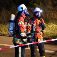 2018-08-27_A96_Leutkirch_Lkw-Unfall_Gefahrgut_Feuerwehr_00002