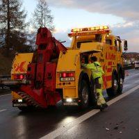 10.12.2018 Unfall A96 LKW Stetten Mindelheim (22)