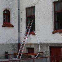 16.07.2019 Brand Sauna Lohhof Unterallgäu Feuerwehr Rettungsdienst (6)