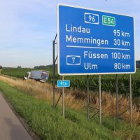 22.07.2019 Unfall LKW A96 Mindelheim Stetten (6)