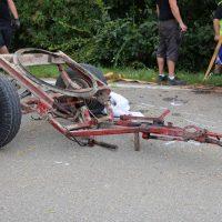 05.08.2019 Unfall Kirchheim Derndorf tödlich 22 Jahre LKW übersieht Traktor (44)