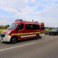 05.08.2019 Unfall Kirchheim Derndorf tödlich 22 Jahre LKW übersieht Traktor (5)