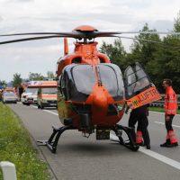 2019-08-15_A96_Aichstetten_Leutkirch_Unfall_Autobahnstrassenmeisterei_Feuerwehr_Poeppel_0003