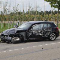2019-09-27_Memmingen_Europastrasse_Unfall_Abschleppwagen_BMW_Motorrad_FeuerwehrIMG_6206