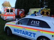 2019-10-14_Ravensburg_Leupolz_Ungerhaus_Pkw_Lkw_Unfall_FeuerwehrIMG_9222
