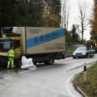 2019-11-14_B308_Scheidegg_Unfall_Pkw_Lkw_PolizeiIMG_1665 2