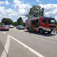 21.06.2020 Unfall B312 Frontal Feuerwehr Rettungsdienst (8)