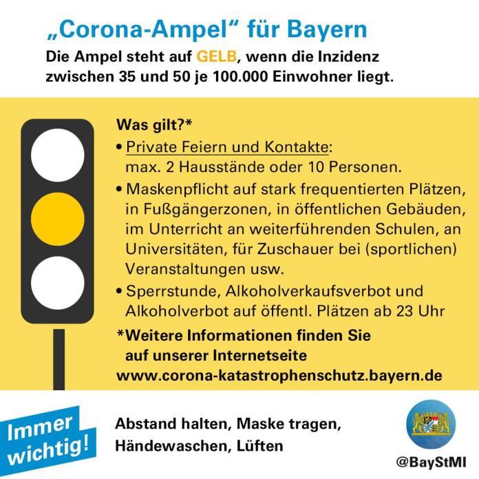 Bayern Regeln Corona