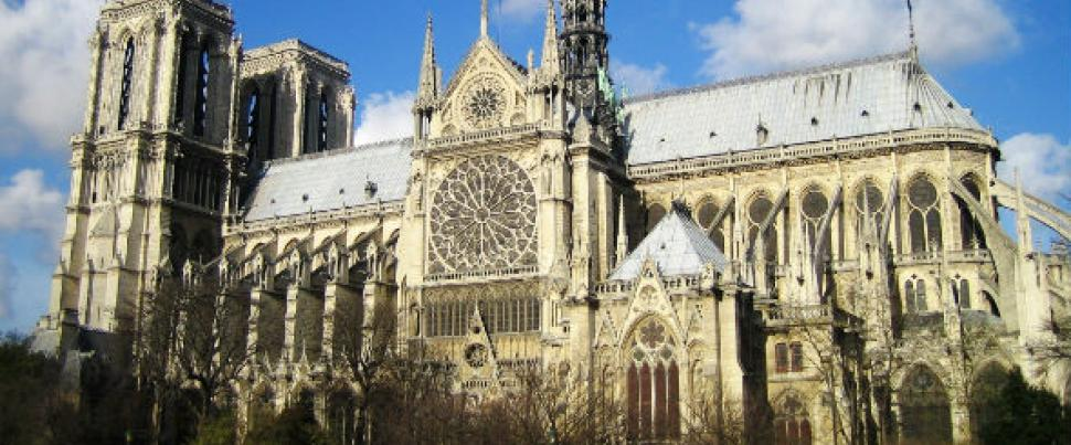 Image result for notre dame cathedral paris