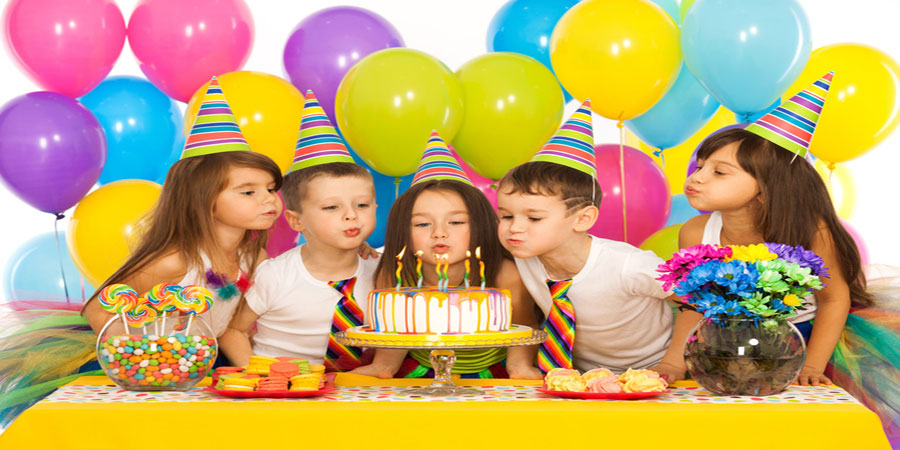 top kids birthday venues