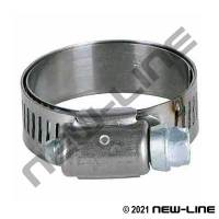 Liner Gear Clamps For Silicone Extended Tang