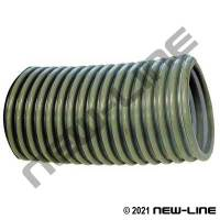 Tigerflex Type W LowTemp Corrugated PVC Transfer Hose