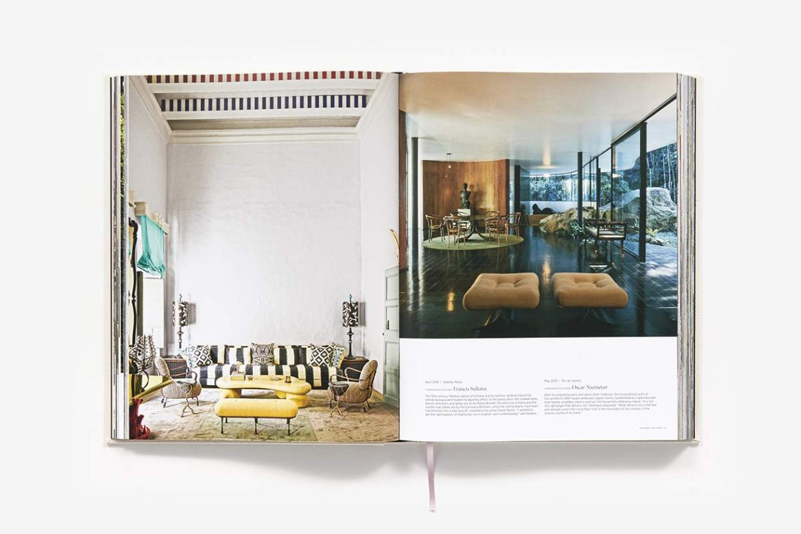 Architectural Digest At 100 A Century Of Style New Mags