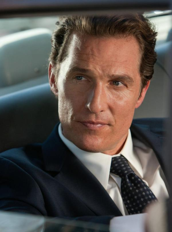 Matthew McConaughey Lincoln Lawyer