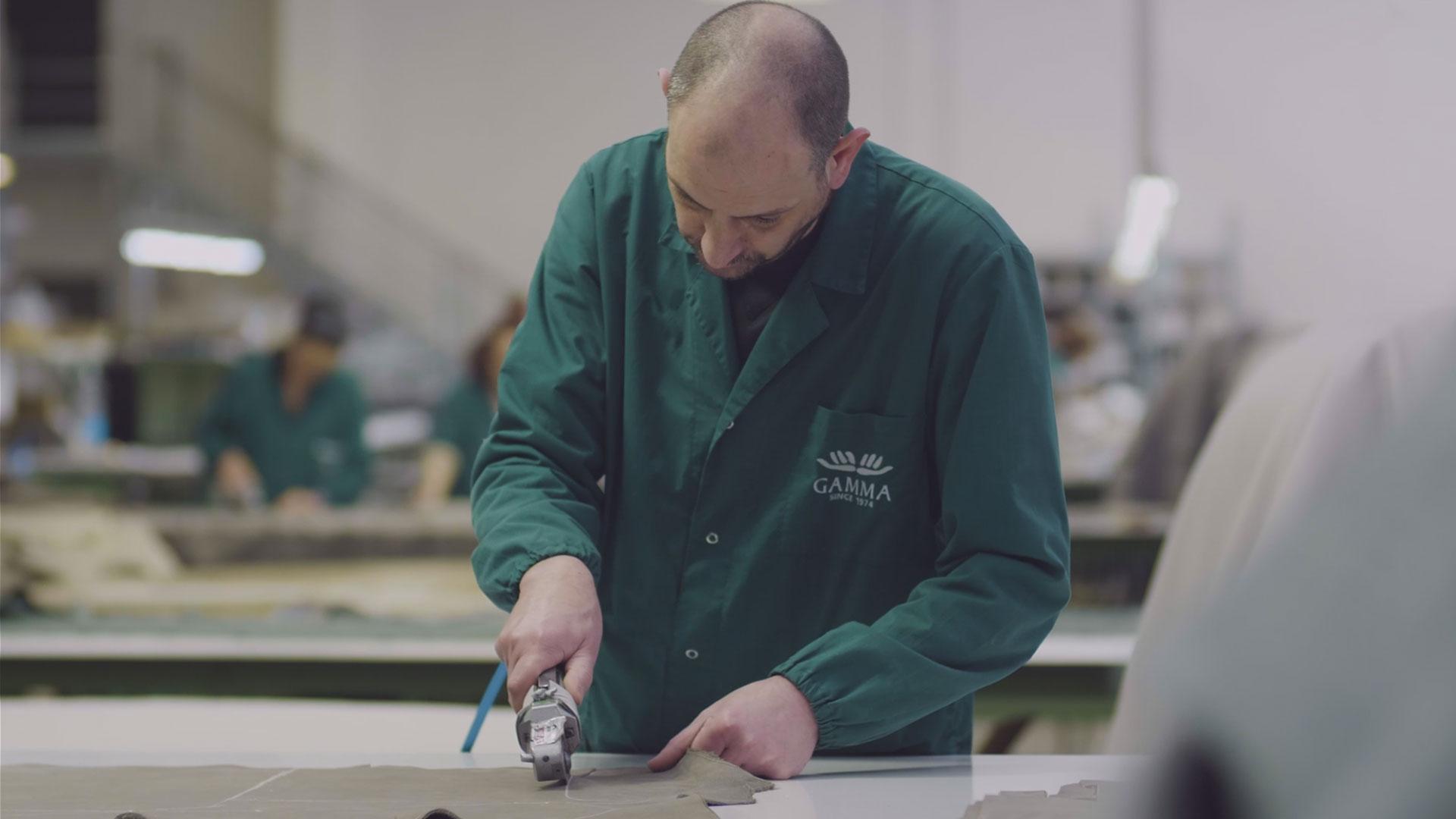 義大利進口家具GAMMA,皮革沙發家具製造