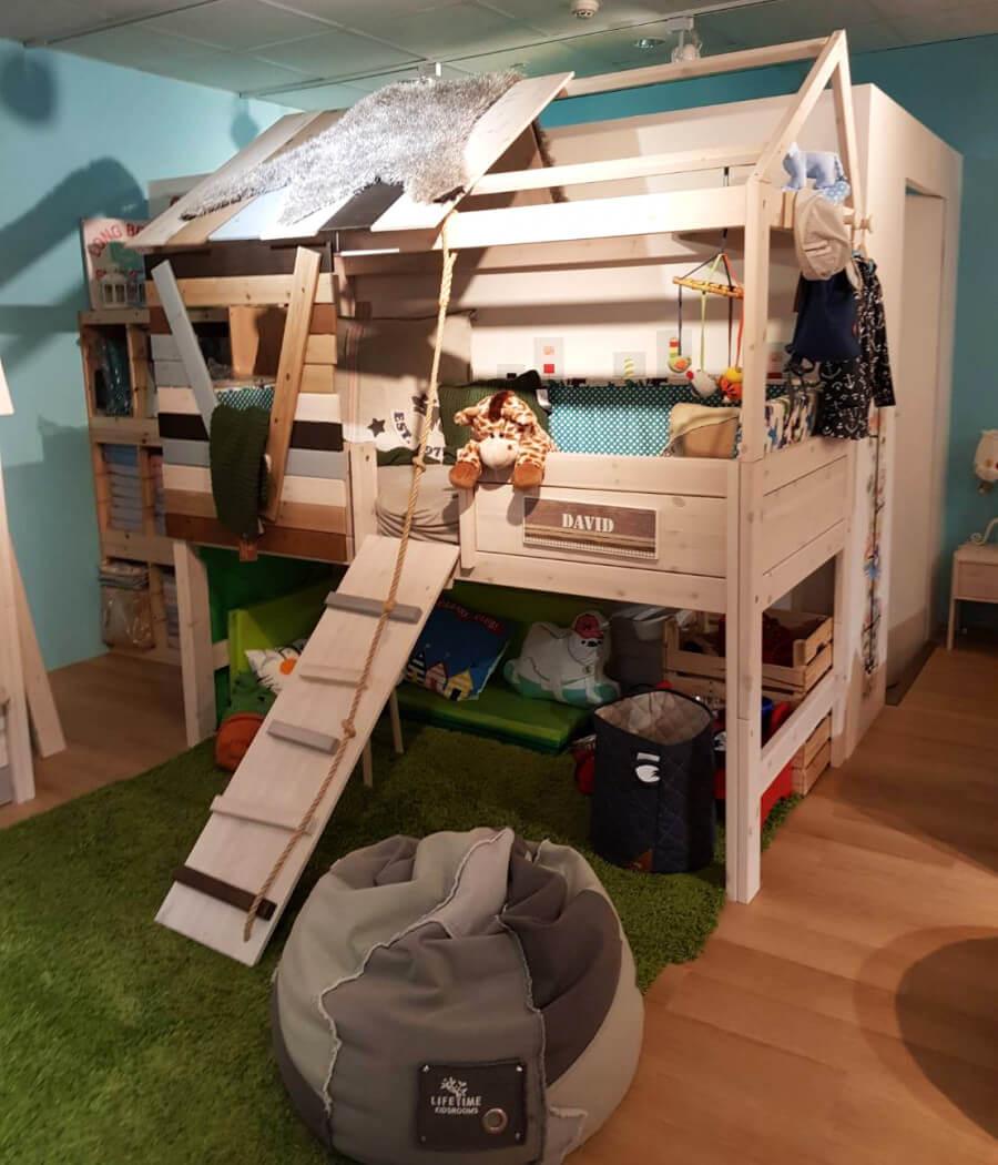 LIFETIME KIDSROOMS兒童家具材質