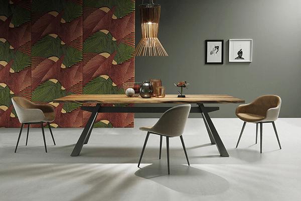 義大利精品家具 餐桌餐椅推薦 MIDJ in Italy
