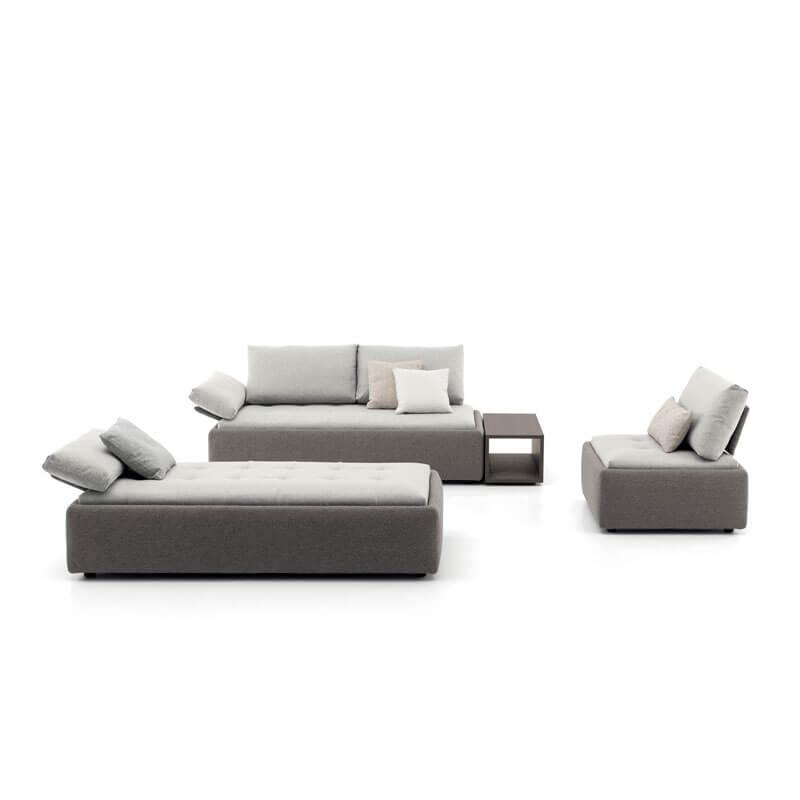 義大利進口傢俱 AERRE Q BIC進口布沙發尺寸